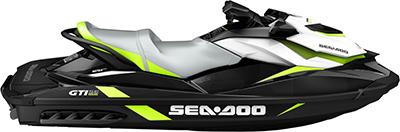 Sea-Doo GTI SE 155 2017